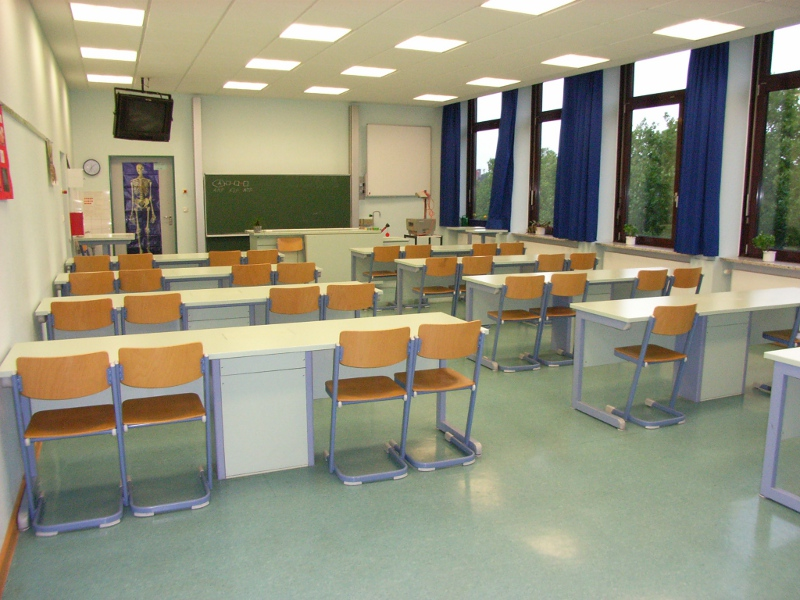 Biologieraum