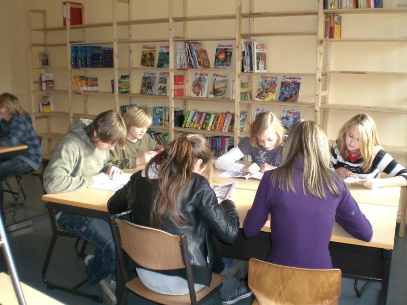 Arbeitsgemeinschaft-Leseförderung Klassen 5 und 6